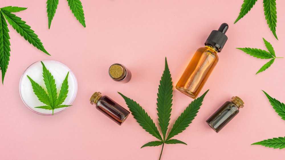 cannabis cosmetique