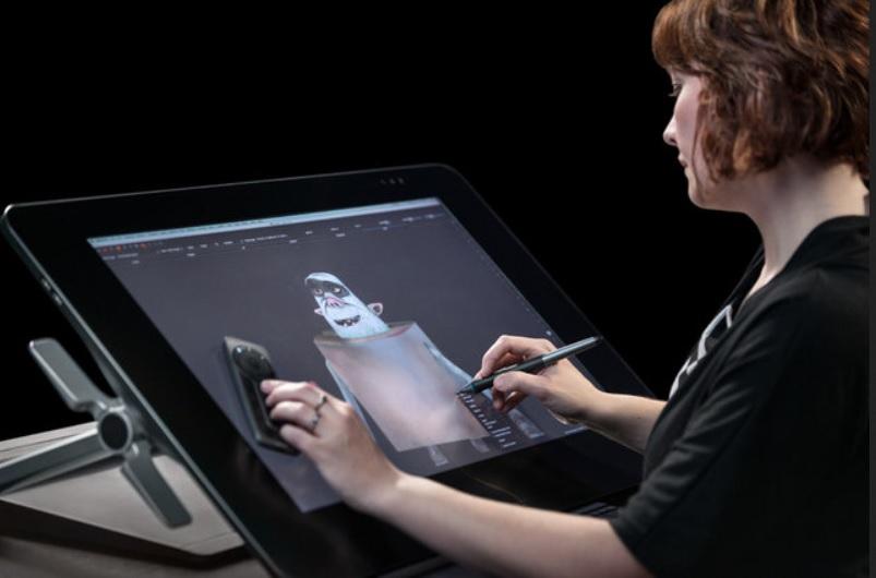 dessiner avec une tablette graphique